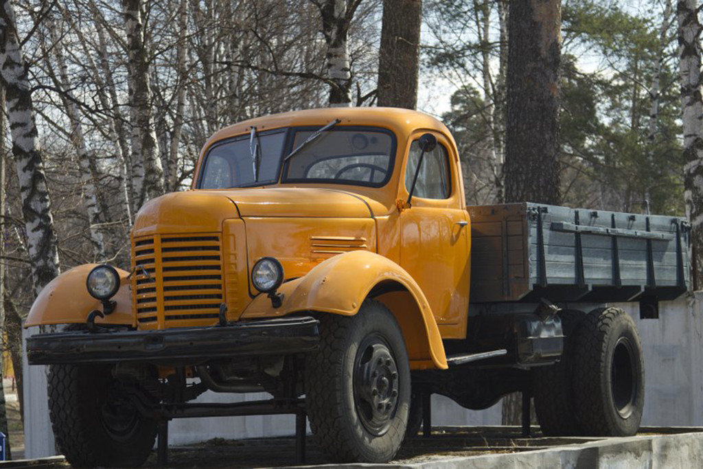 грузовые машины ссср фото