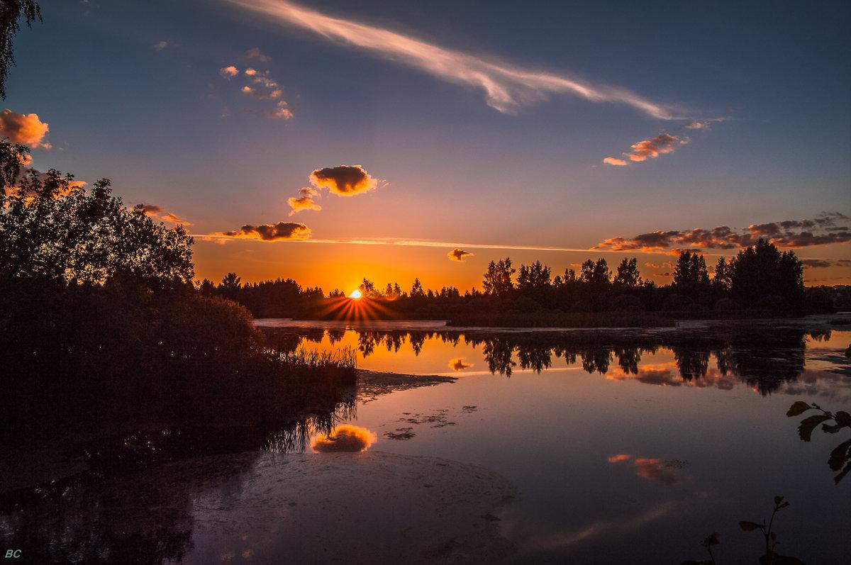 Картинки природу вечер или день