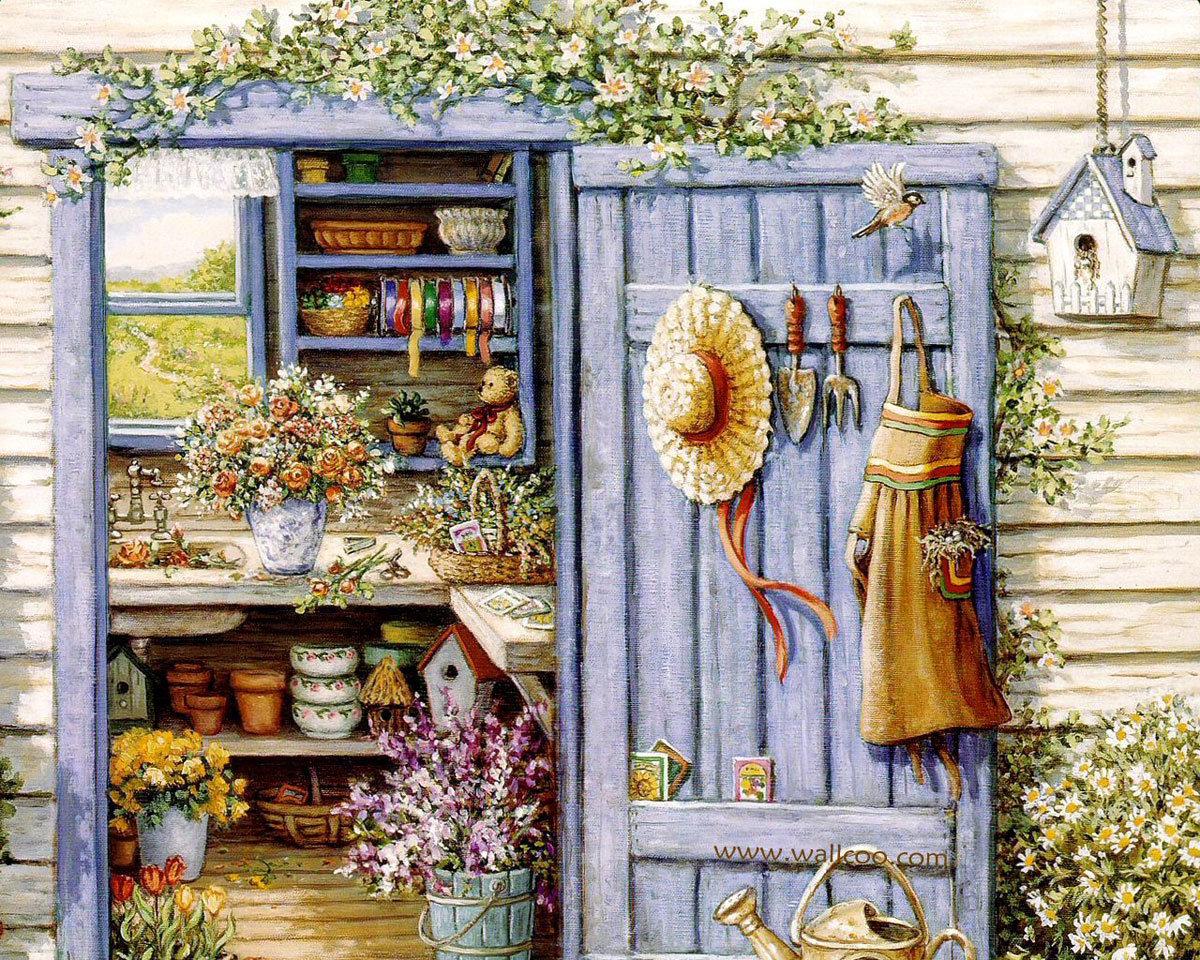 Открытки с домами на день рождения, скрапбукинг бабушке лет