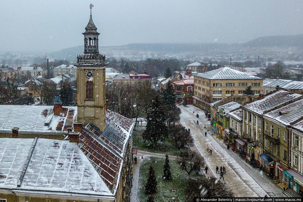Города западной украины фото