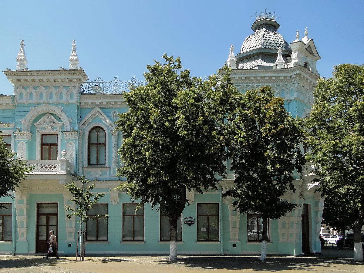 конечно, попробовать краснодар музей изобразительных им коваленко фото популярности оладьи могут