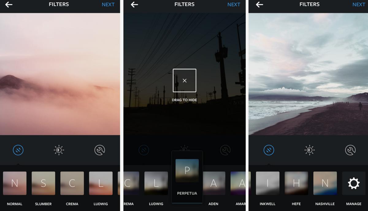Фильтры для фото какие приложения