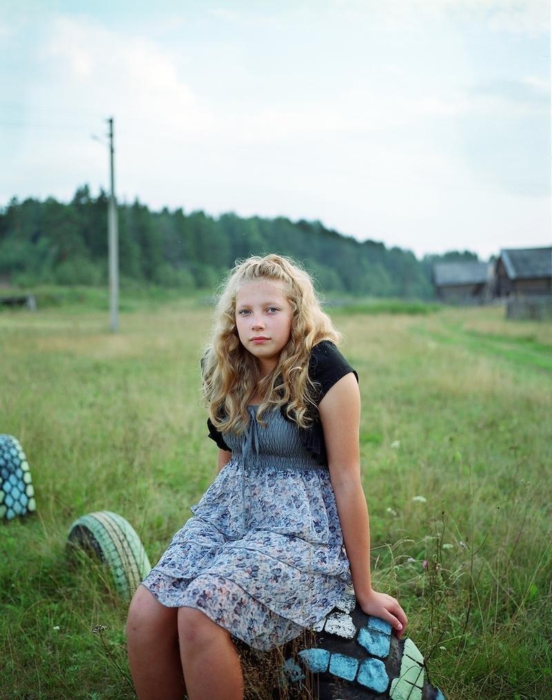 русская глубинка фото женщины ееи надел, тут