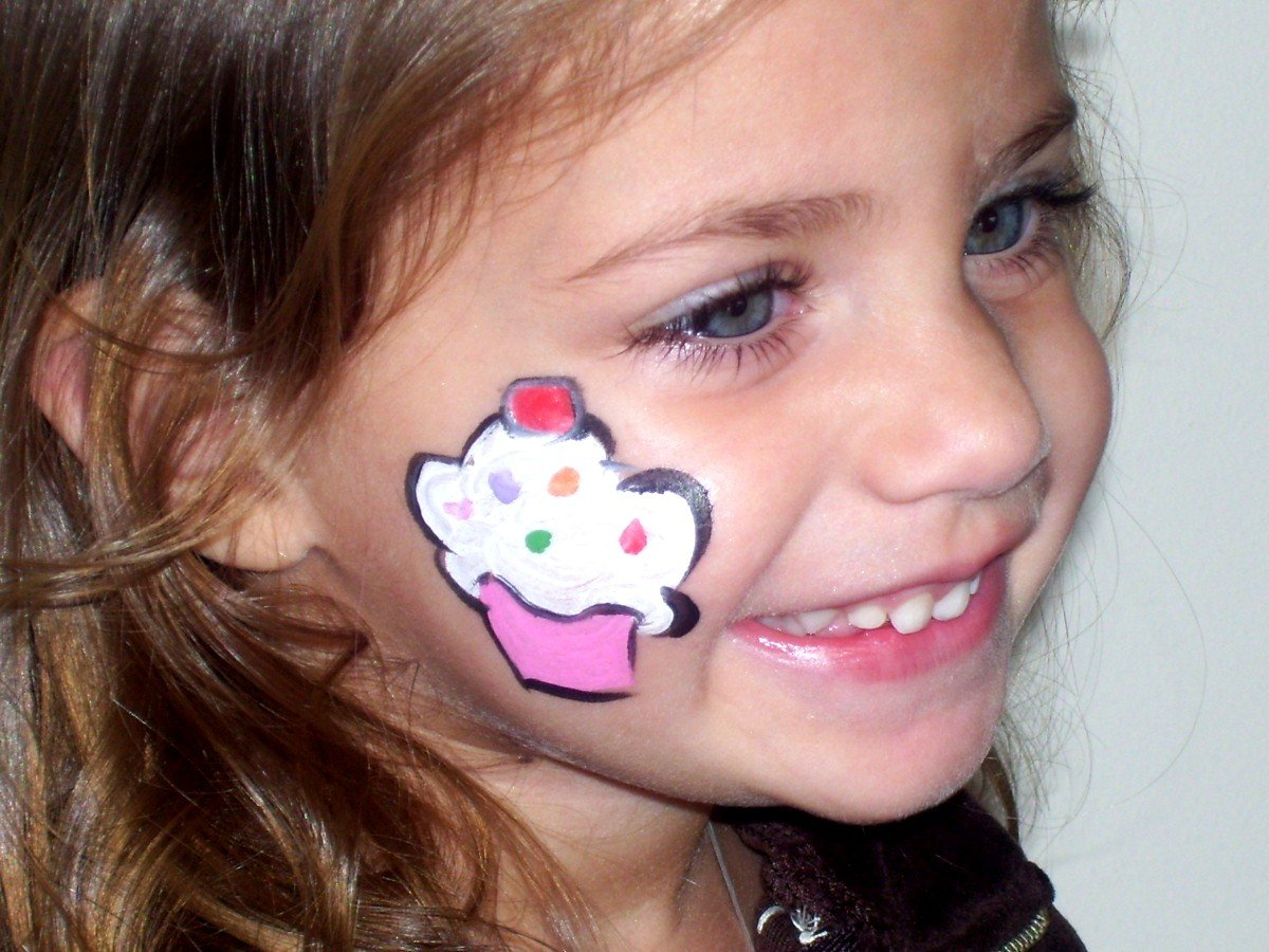 easy face painting - HD 1200×900