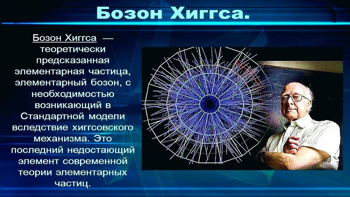 бозона хиггса картинки