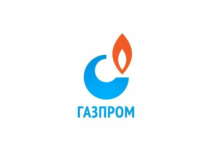 Картинка газпром эмблема