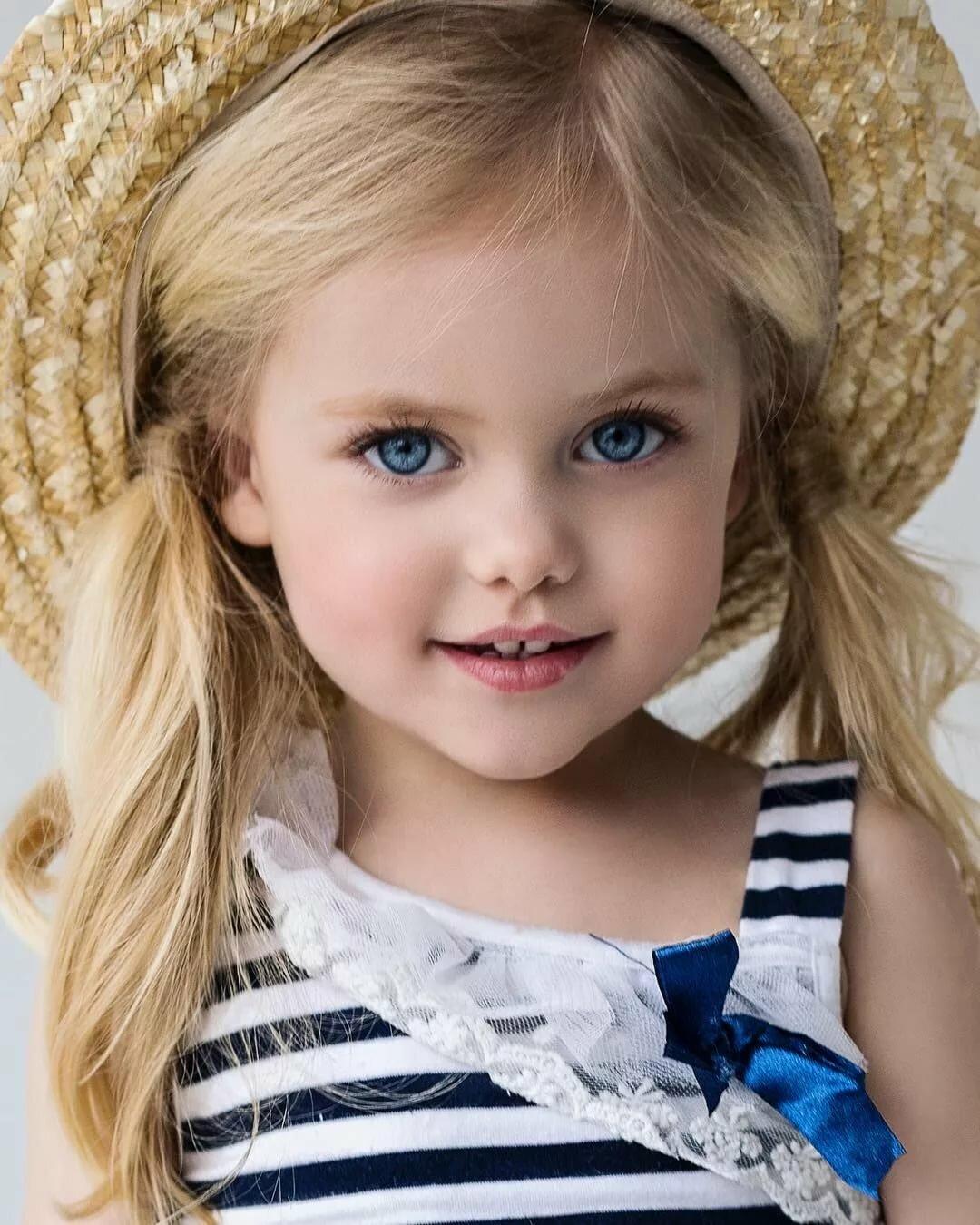 Картинки красивые девочки для детей