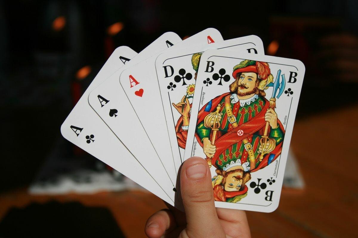Игры карты с картинки