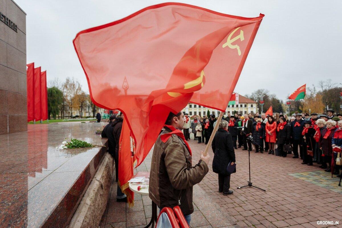 день октябрьской революции 7 ноября