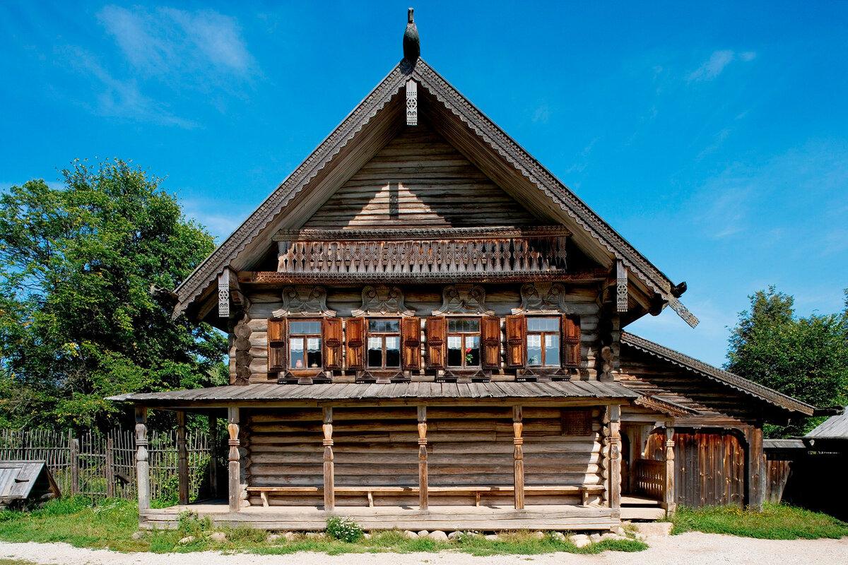 Дома русских картинки
