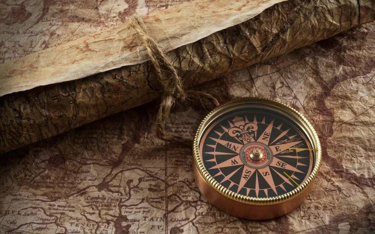 картинки красивого компаса которых