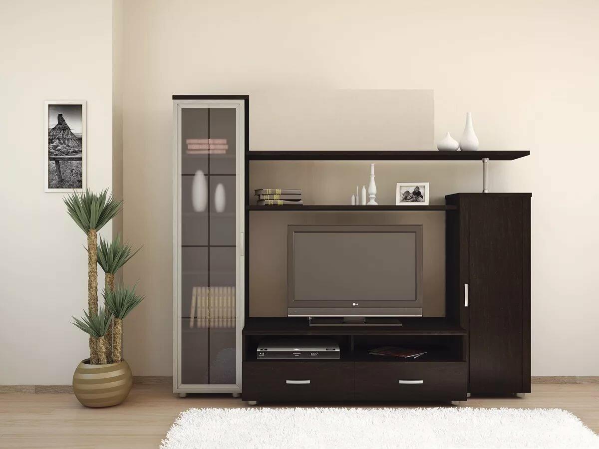 горка под телевизор мебель картинки две рабочие части