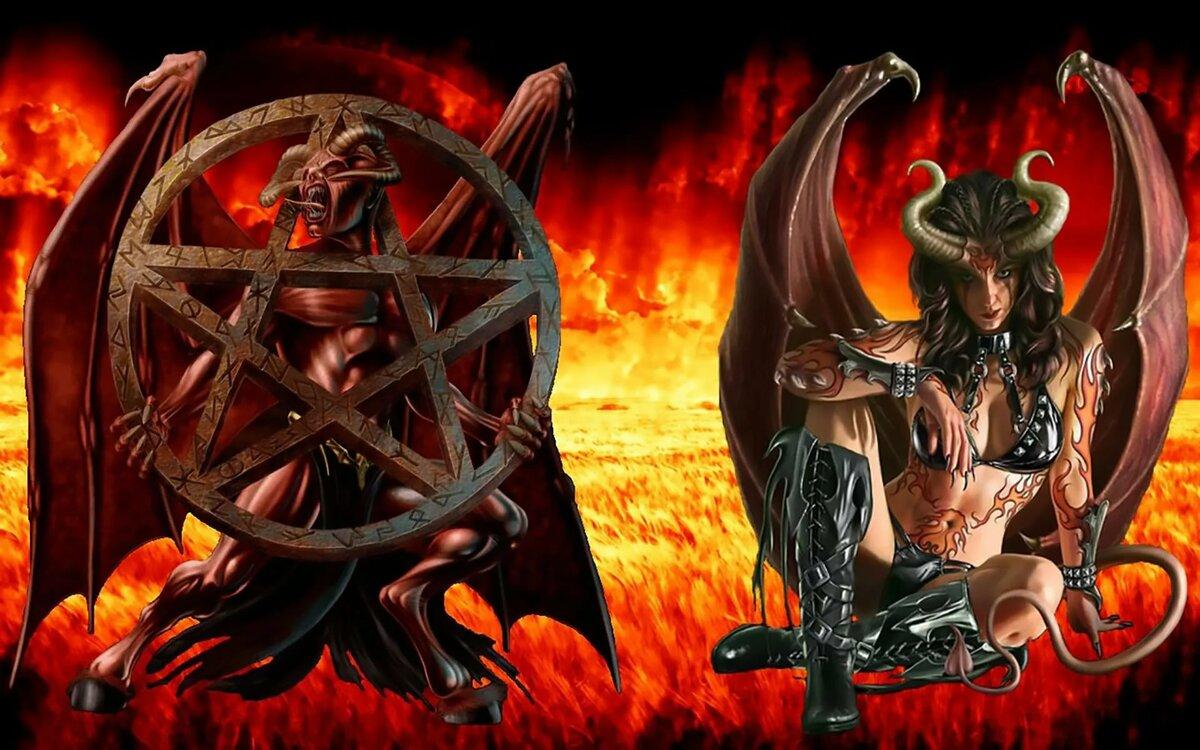 Женщина в аду картинки