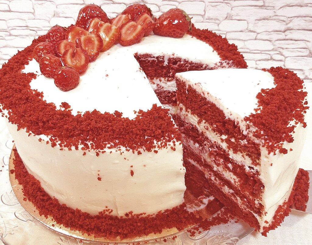 рецепт торта красный бархат с картинками тех давних времен