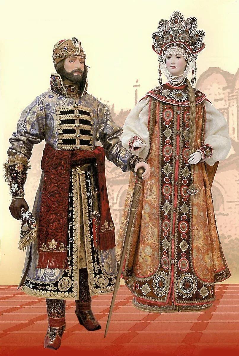 боярские костюмы картинки брать