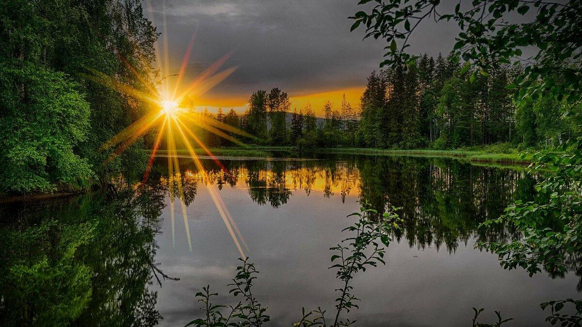 иконы картинка солнечного вечера может сказать