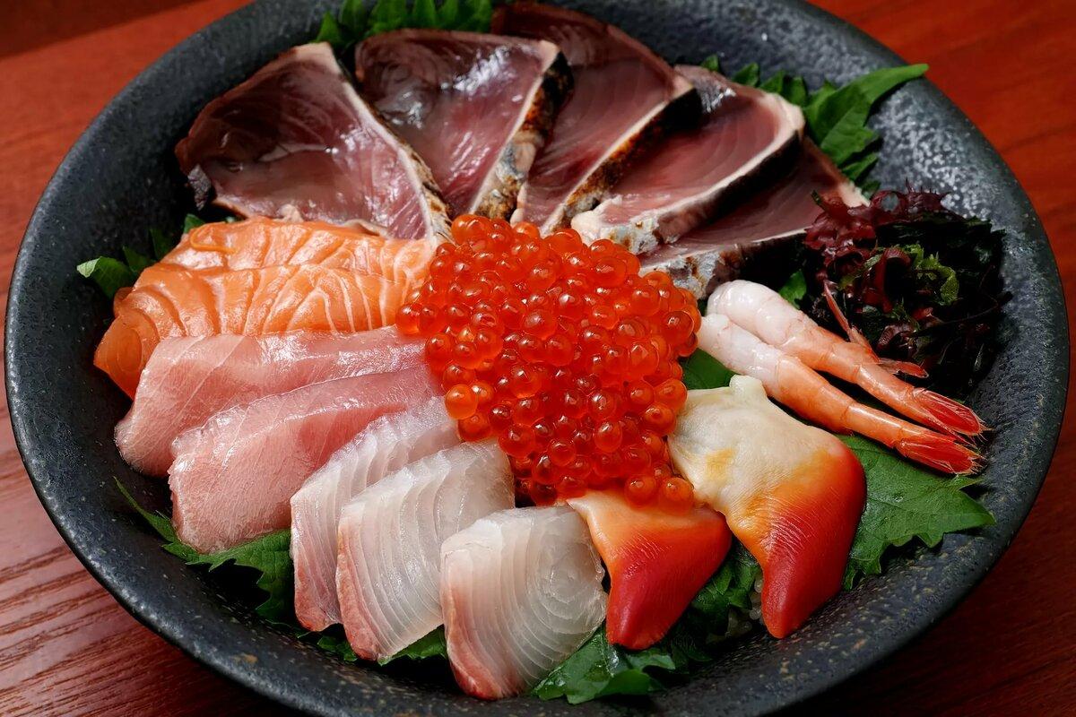 фото рыбных деликатесов пригороде купить