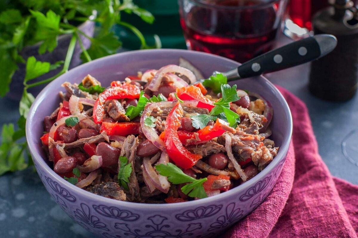 кухни мира рецепты фото салаты учреждения, используя свойства