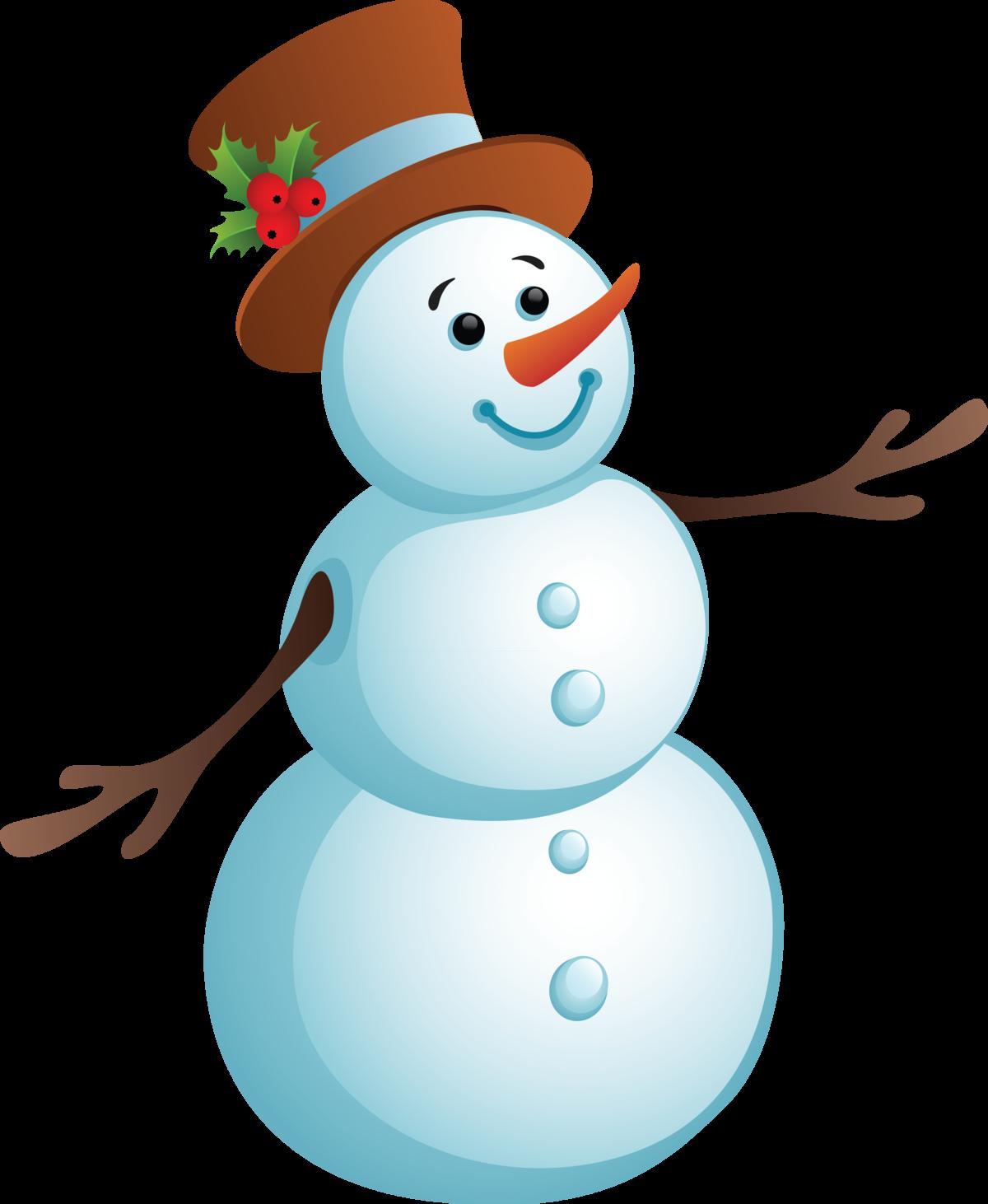 Снеговик картинки для презентаций