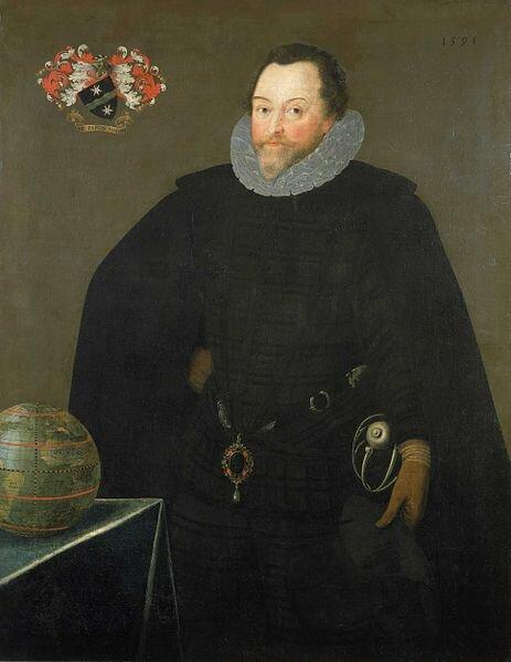 26 сентября 1580 года британский мореплаватель и пират Фрэнсис Дрейк вернулся из кругосветного путешествия