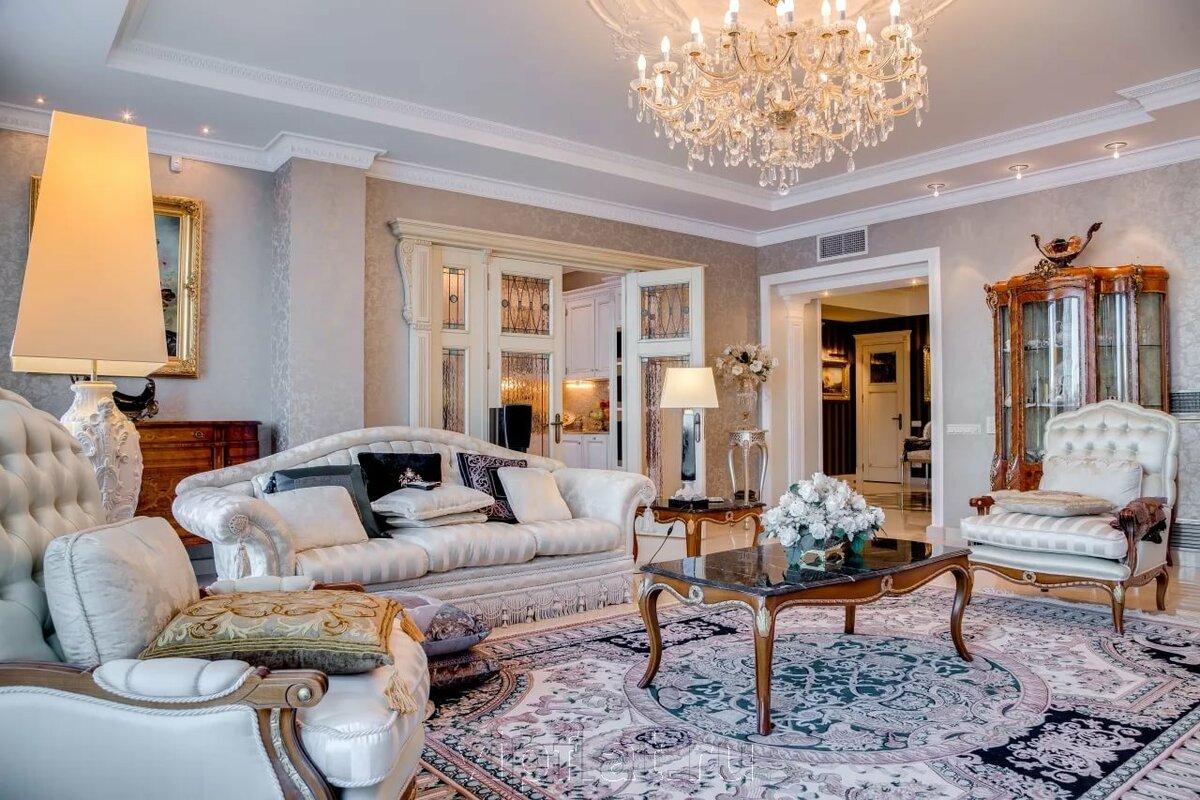 нужно фото богатые квартиры питера без отдельных