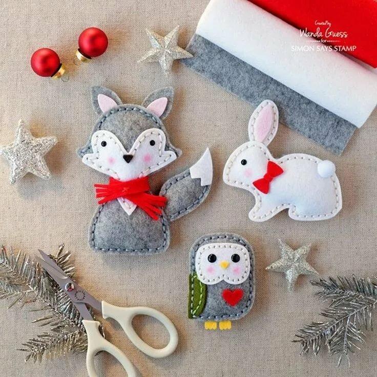 Новогодние открытки с шарами из фетра поделки своими руками, елизаветы картинки