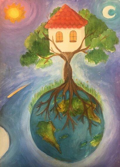 Картинки на тему наш дом-земля