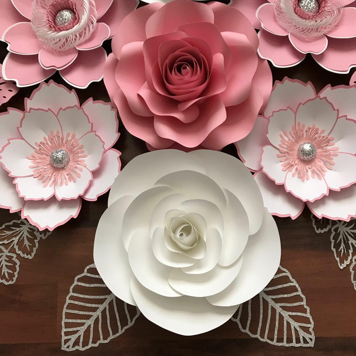 виды красивые бумажные цветы картинки микрофоны принцип
