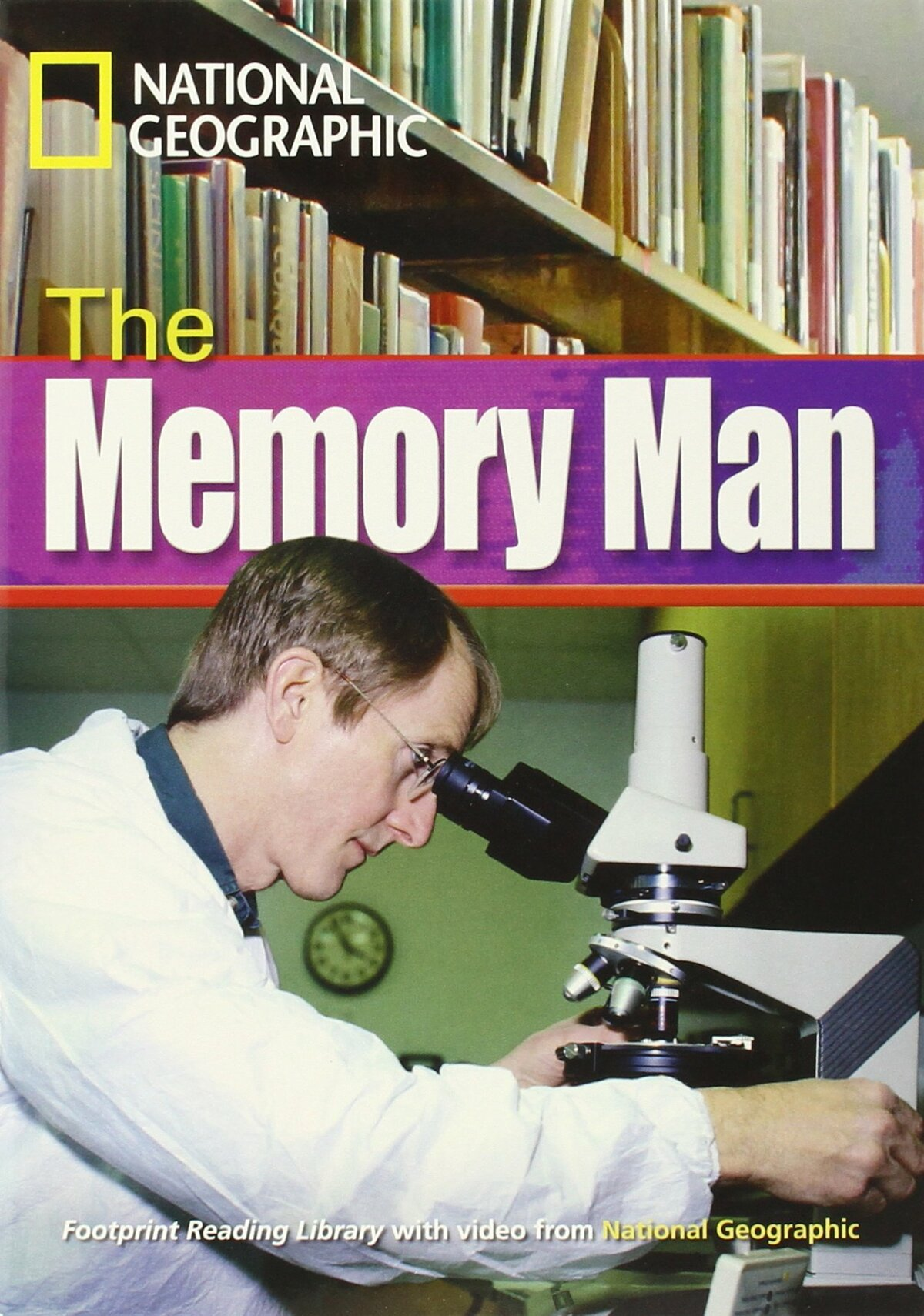 Footprint Reading Library 1000 Headwords: The Memory Man (A2) - https://ugra.ru/1000/footprint-reading-library-1000-headwords-the-memory-man-a2.html