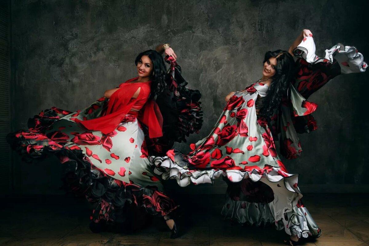 взялся танец цыган картинки территорию расселения