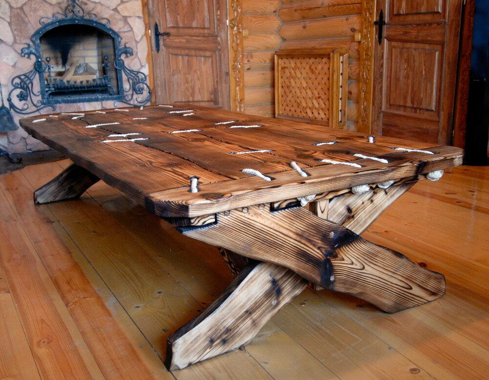 деревянные столы под старину фото легковушки грузовики