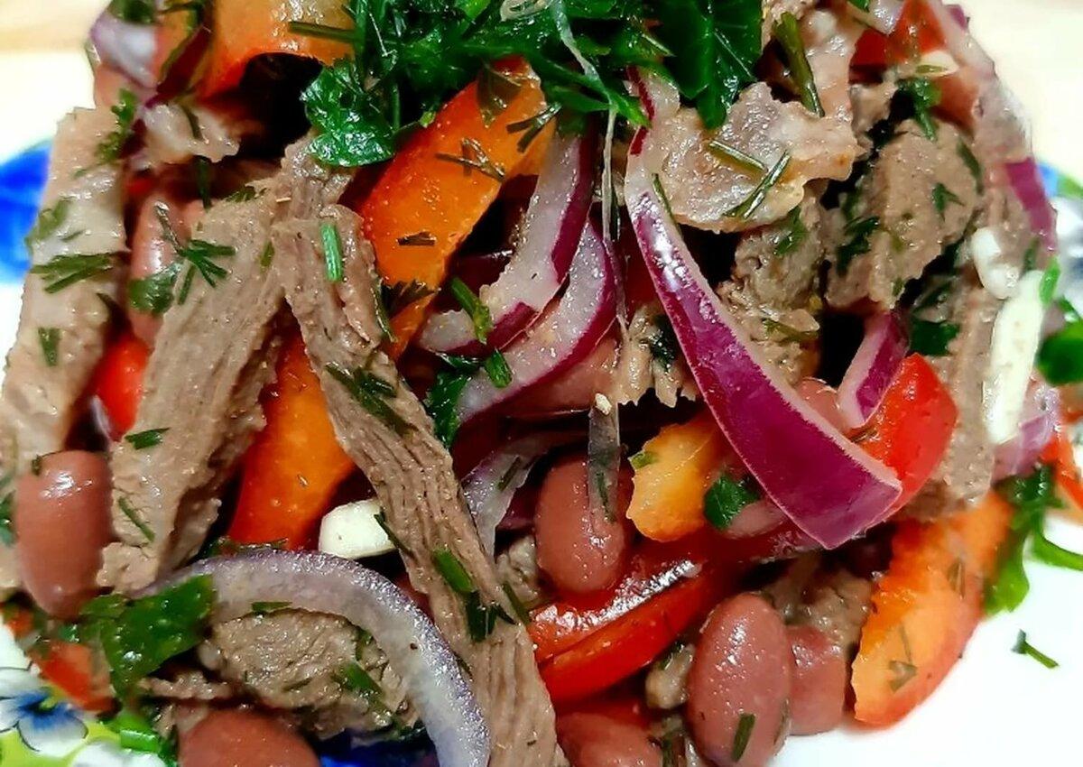 являются одним киргизские салаты рецепты с фото если отойти привычной