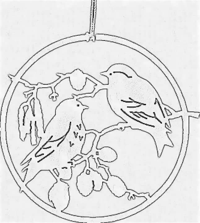 вот картинки для кормушек птиц украшение шаблоны расскажем