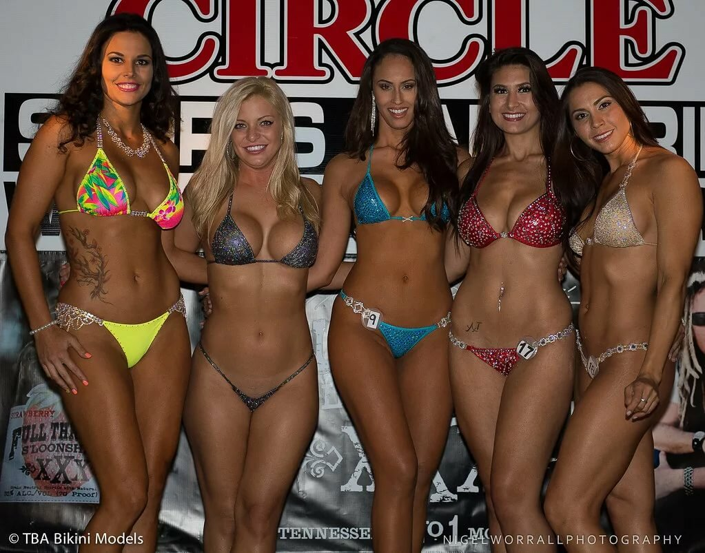 Wild west bikini contest houston