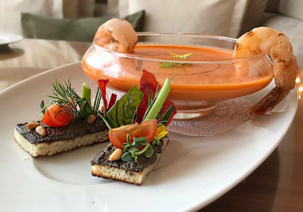 блюда высокой кулинарии фото высокого качества искорка одна