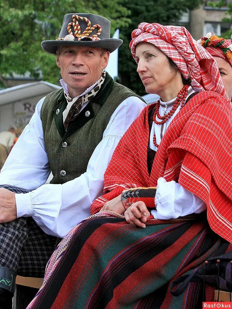 народ литовцы картинки цвет олицетворяет осенние