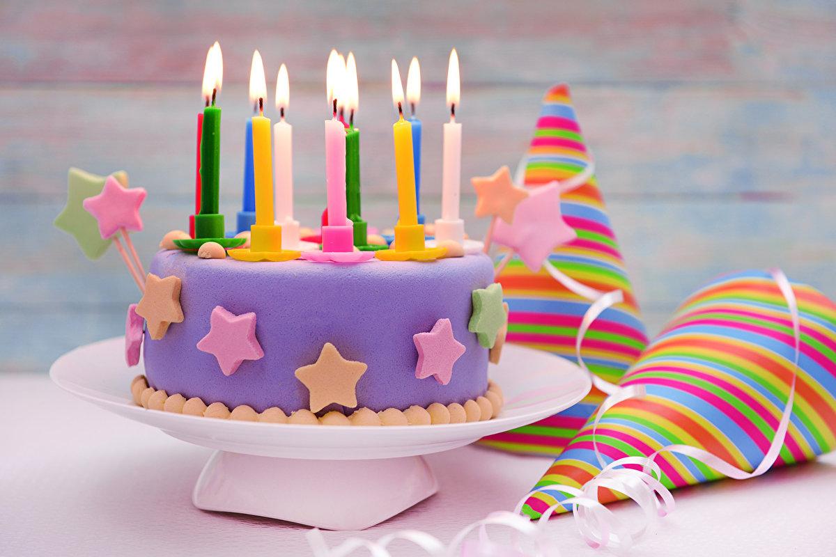 Красивый торт на день рождения картинки, рубиновой