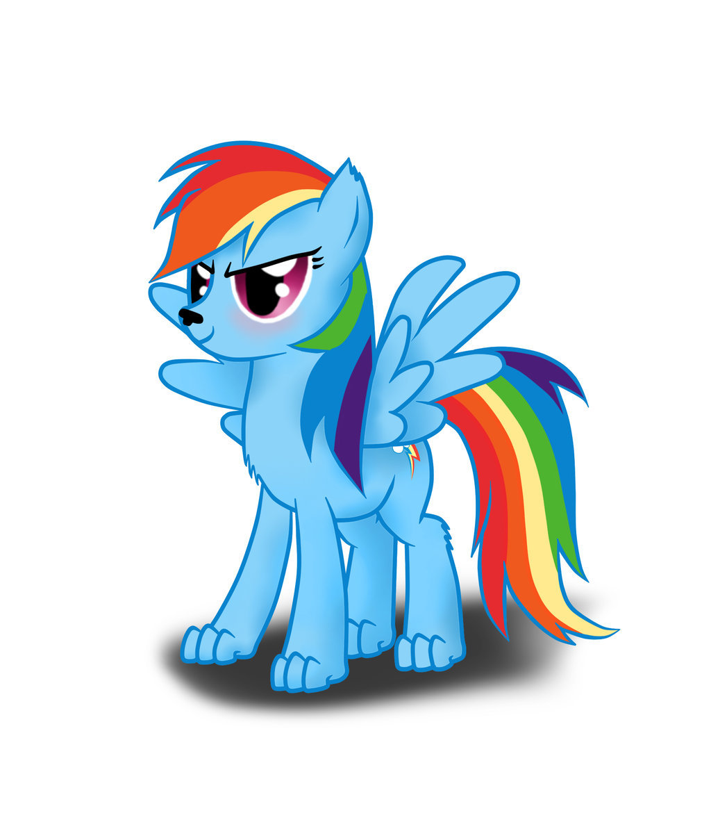 Rainbow Dash Dog Bing Images Card From User Tubal In Yandex