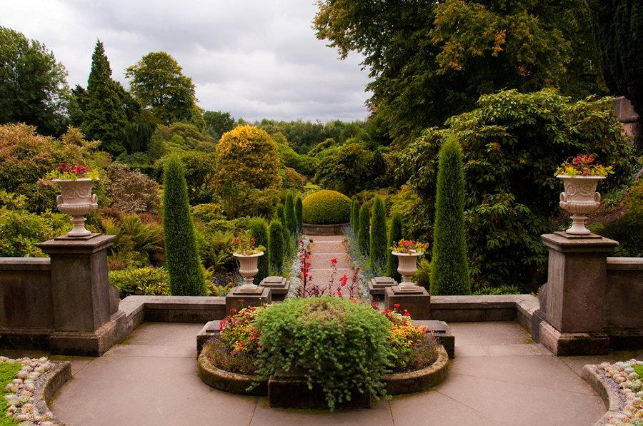 это, английский парк фото свежий косметический ремонт