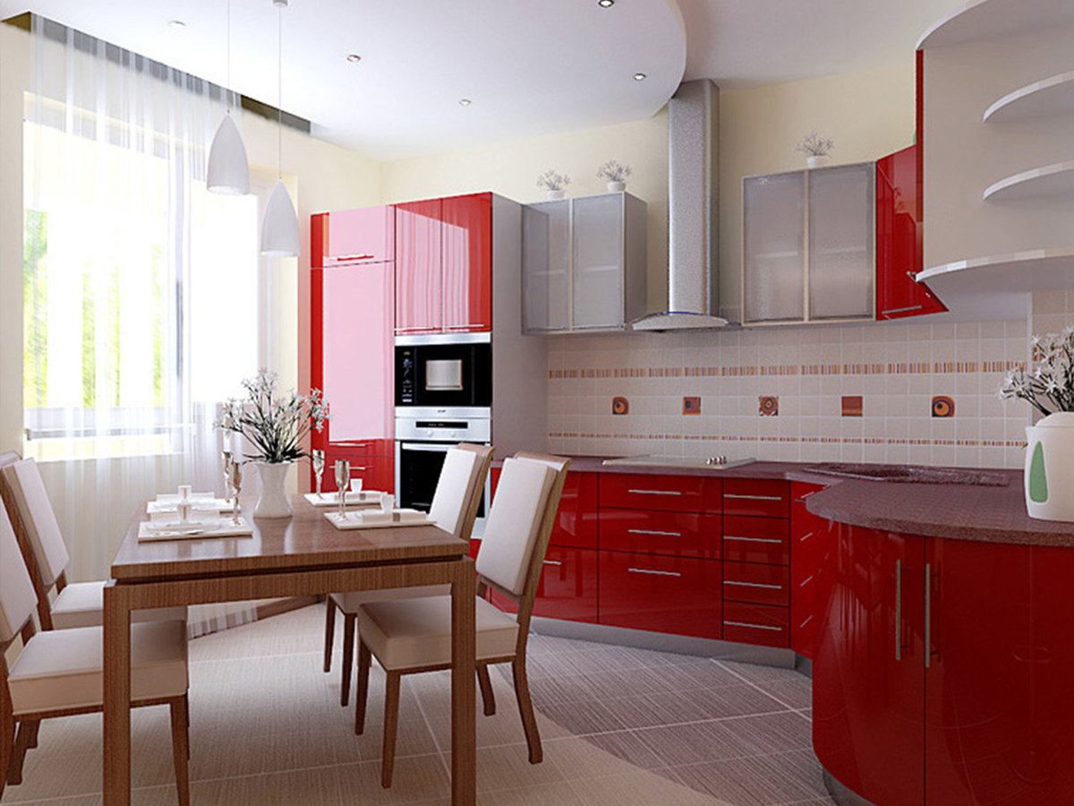 Картинки ремонта кухни