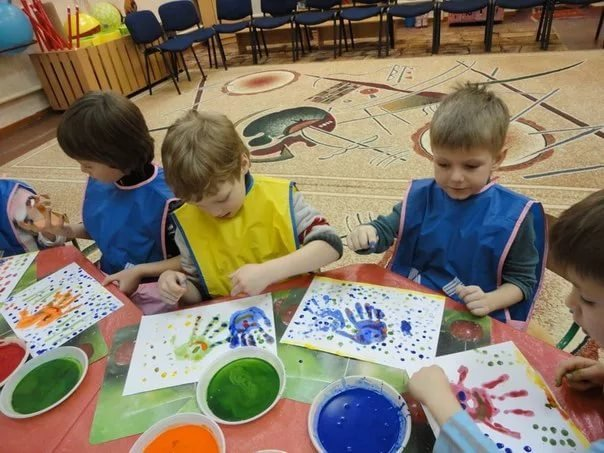 Страхи детей 4-6 лет арт терапия