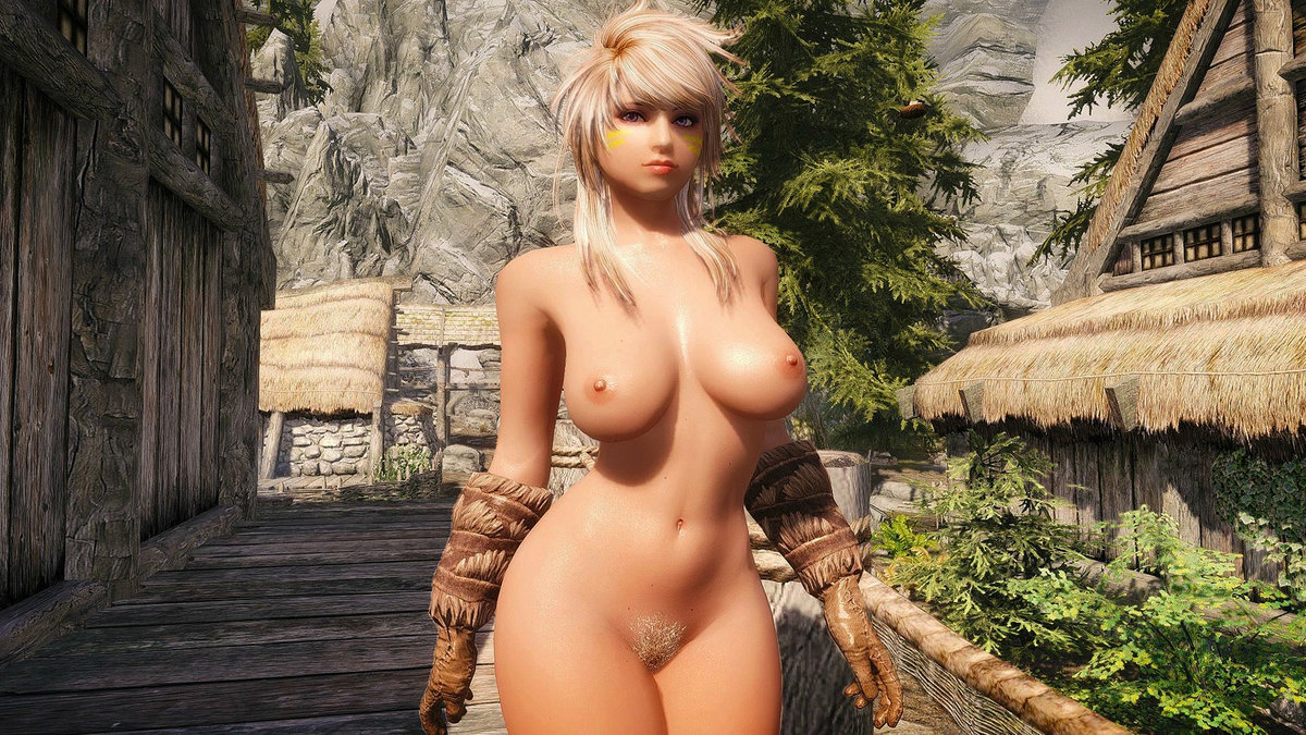 Nude videogaming girls — img 10