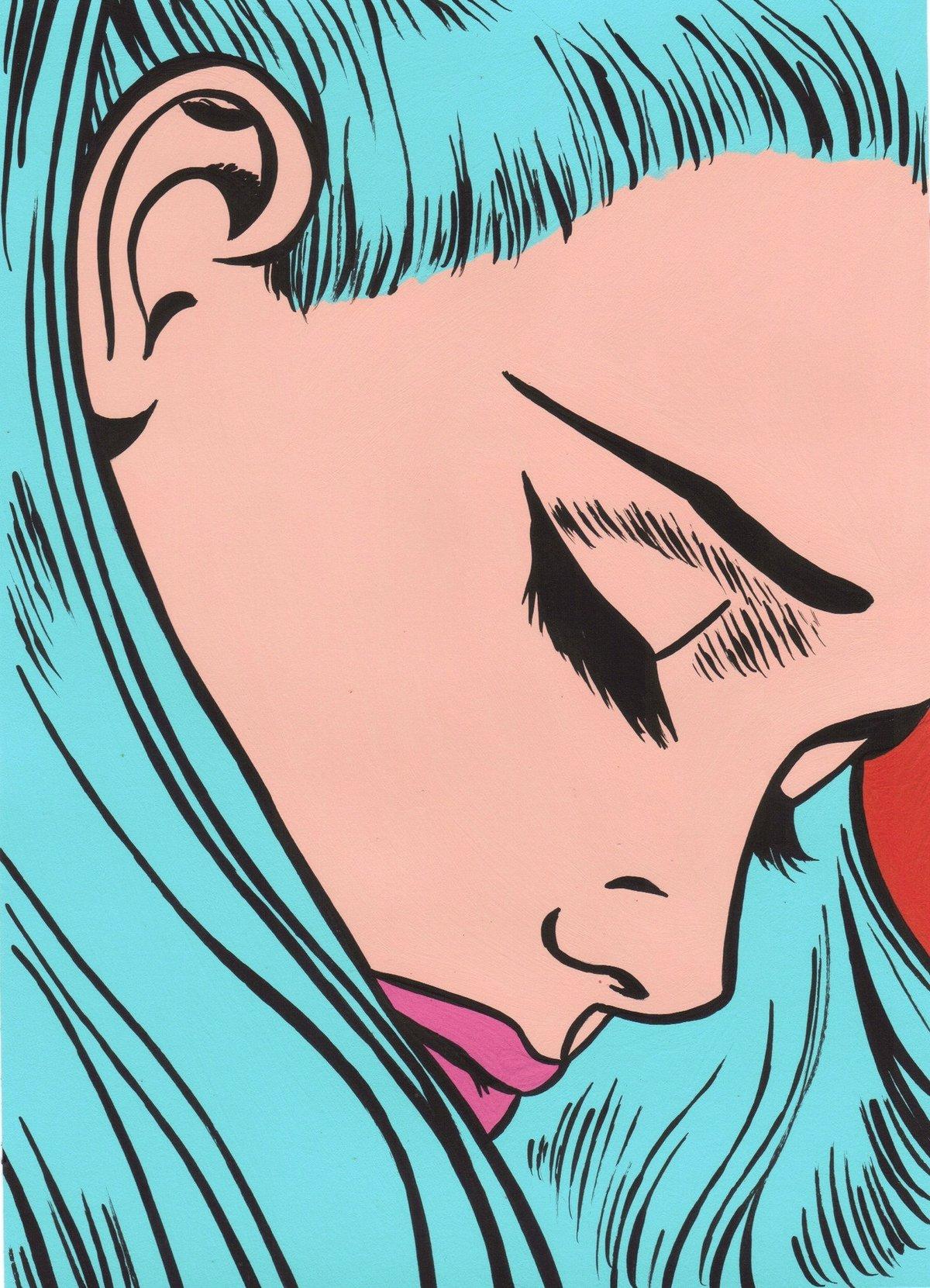 pop art tattoo tumblr - HD1200×1661