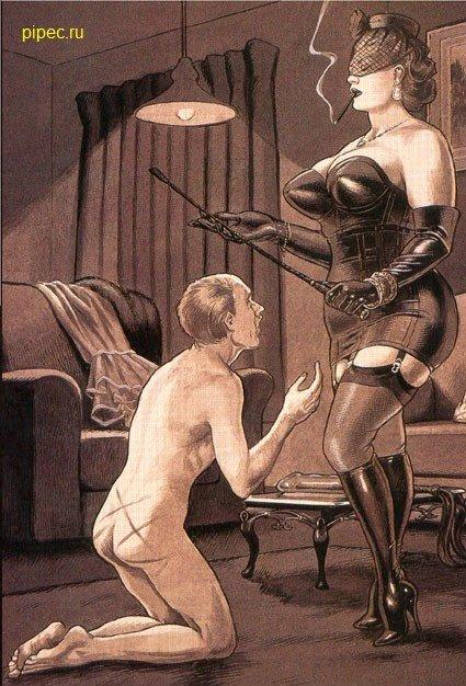 панталоны женское доминирование материалы