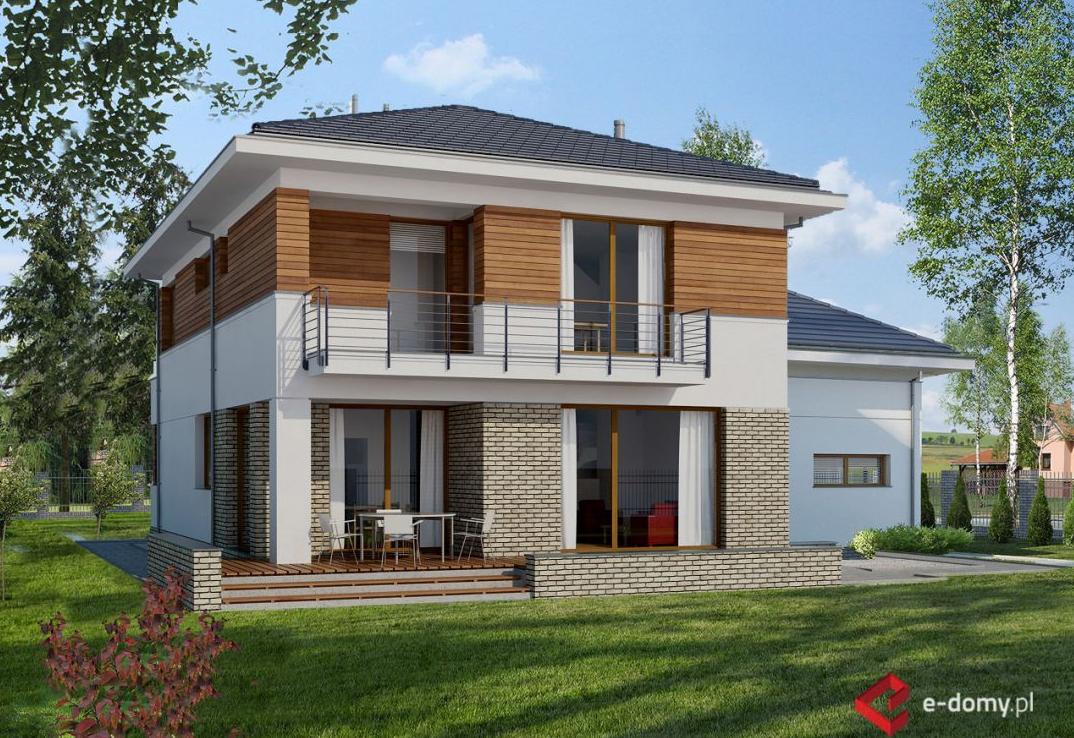 Готовые дома фото двухэтажные