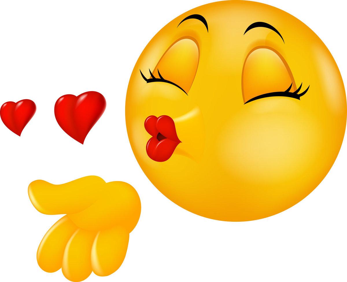 Открытки, поцелуйчик смешная картинка