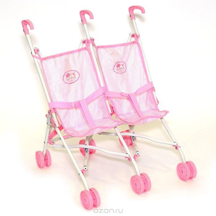 Картинки коляска для кукол двойняшек