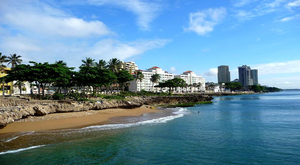 фото города доминиканской республики большого