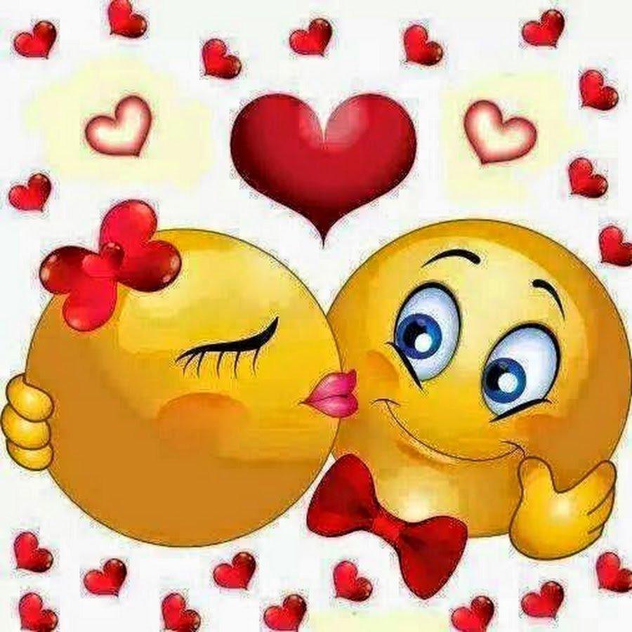 Днем, картинка веселый поцелуй