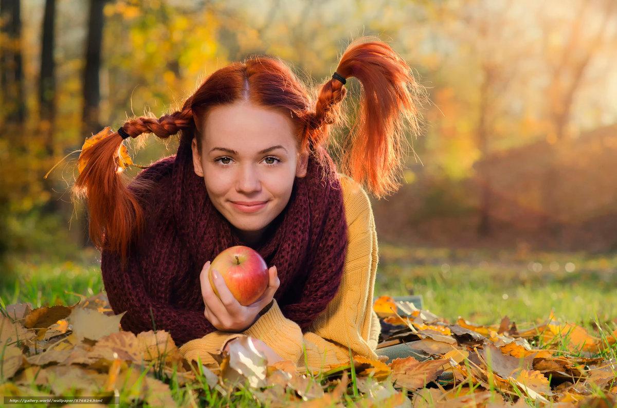 Смешные картинки с рыжими волосами